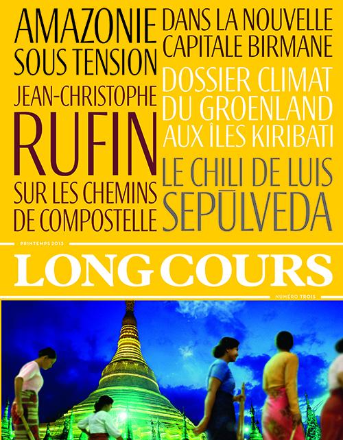 Couverture de la Revue Long Cours 3