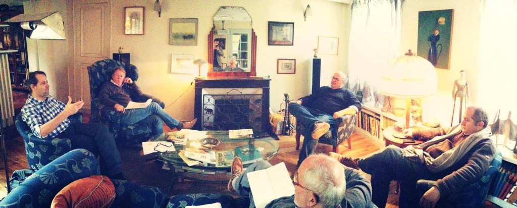 Le comité de rédaction du magazine Au Fait