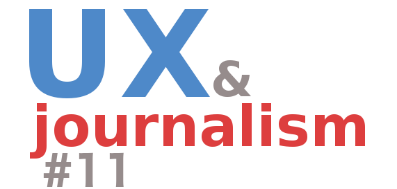 UX&Journalism Dan Ramsden