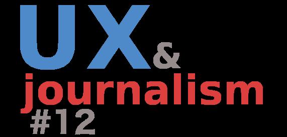 UX&journalism Information Architecture